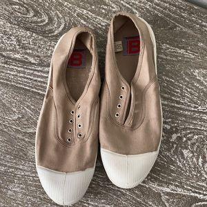 French Ben Simon tennis shoes